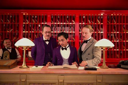 Glamour y ambición en El Gran HotelBudapest