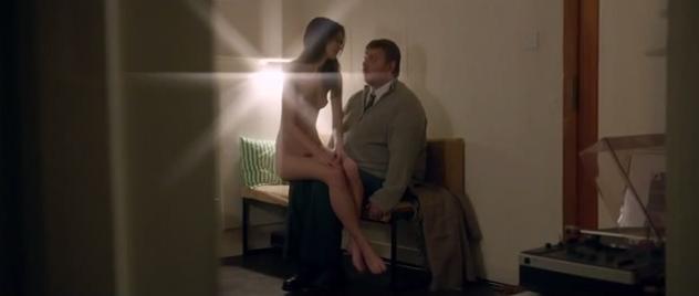Un relato al desnudo:Nymphomaniac