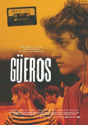 Güeros poster