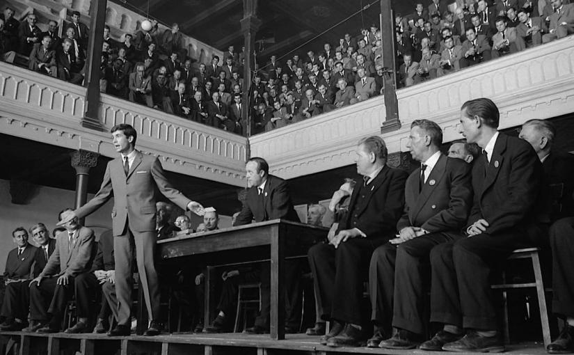 Cuando Orson Welles llevó a la pantalla grande aKafka