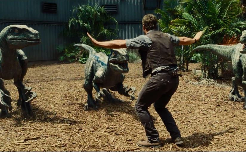 Porque si no es de Jurassic Park, estáextinto