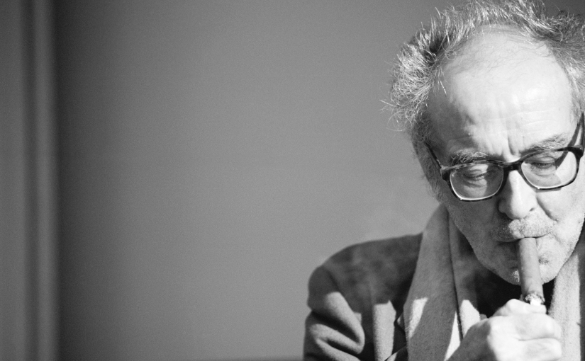 Godard, crítico del propio lenguajecinematográfico
