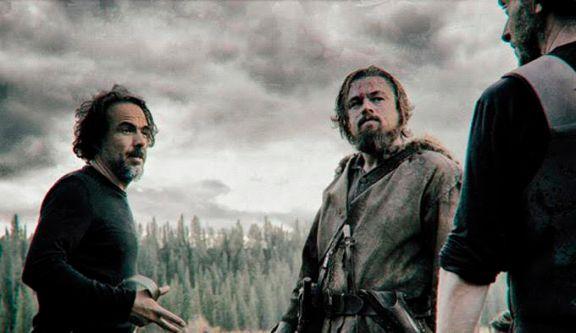 Iñarritu y DiCaprio