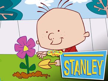 Stanley Griff en Playhouse Disney
