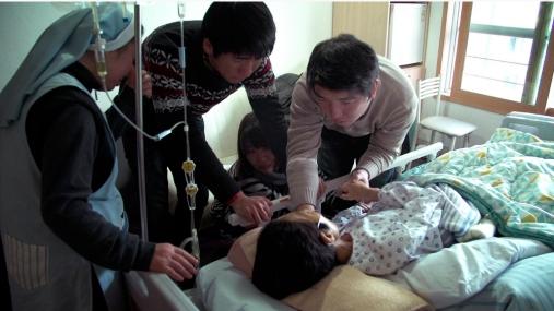 El hospicio (Mok-sum, Lee Chang-jae, 2014)