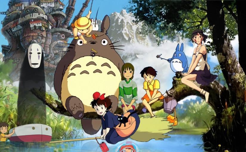 Miyazaki y los EstudiosGhibli