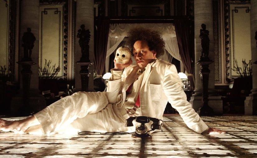 Eisenstein en Guanajuato: un extravagante relato deGreenaway