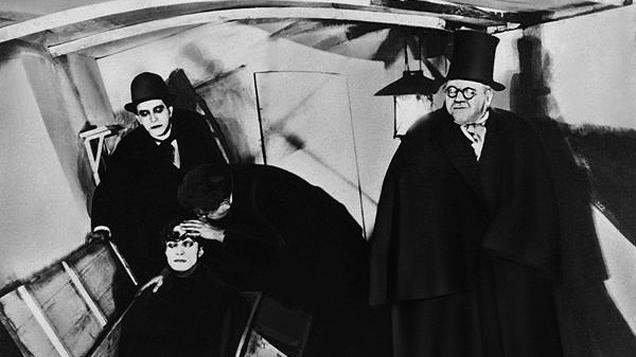 """Del Expresionismo al """"Nuevo cine alemán"""" Caligari"""