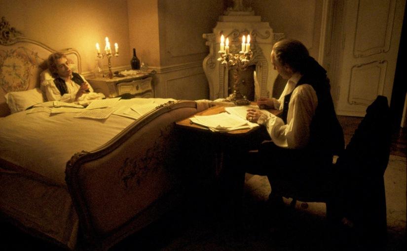 La muerte de Mozart, elartista