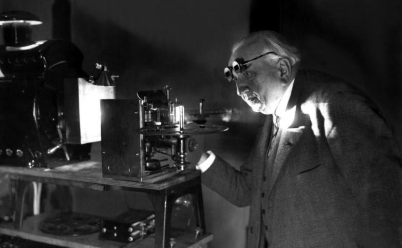 La última entrevista con Louis Lumière, creador delcinematógrafo