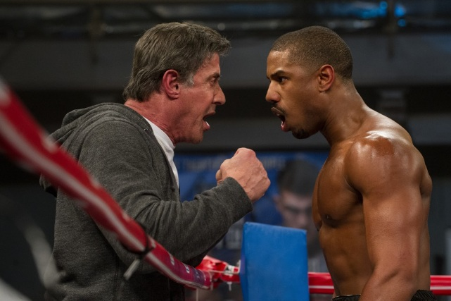 fotos pelicula creed corazon de campeon