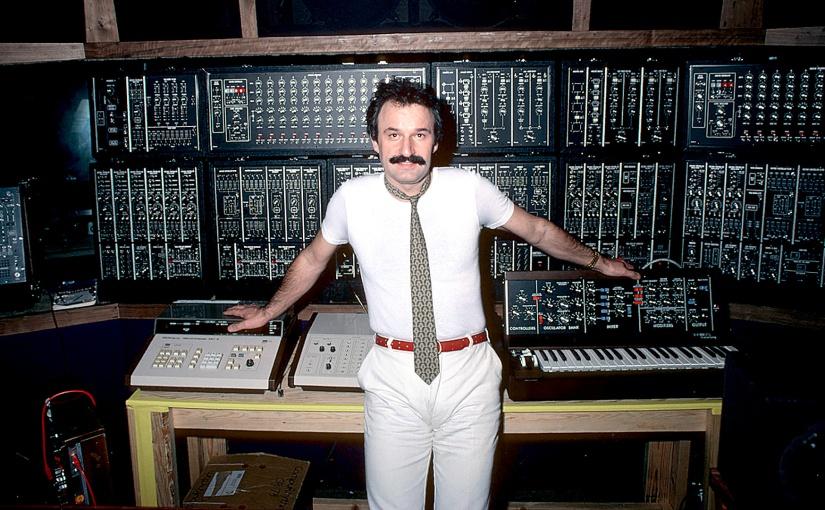 Giorgio Moroder o cuando los sintetizadores conquistaron a laAcademia