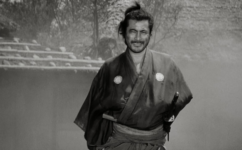 Adiós a Mifune