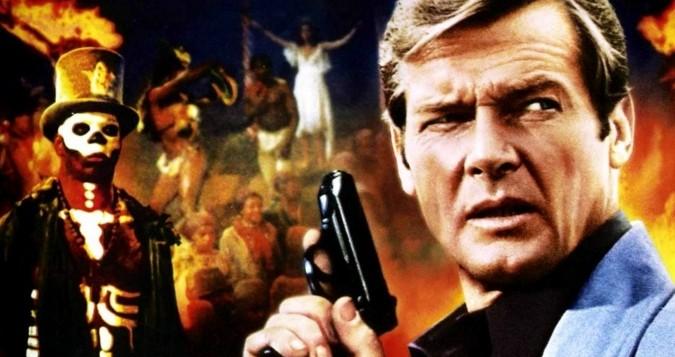 Las cinco mejores películas de JamesBond