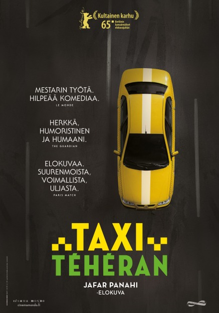 TaxiTeheran_juliste