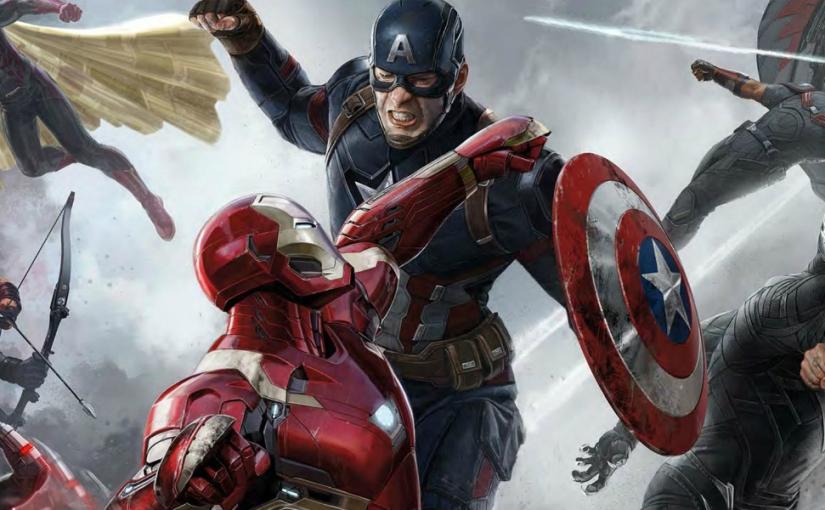 Civil War: el mejor filme desuperhéroes