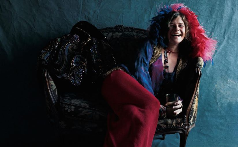 Little girl blue: un documental sobre Janis Joplin