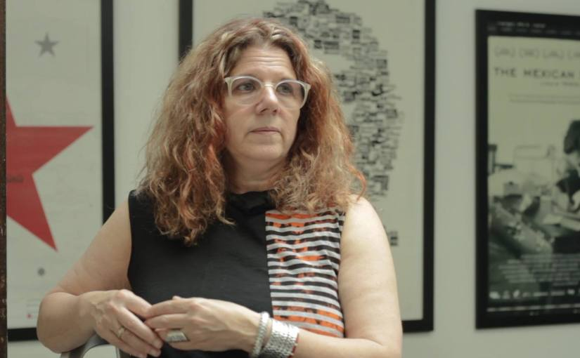 Trisha Ziff, la curaduria y eldocumental