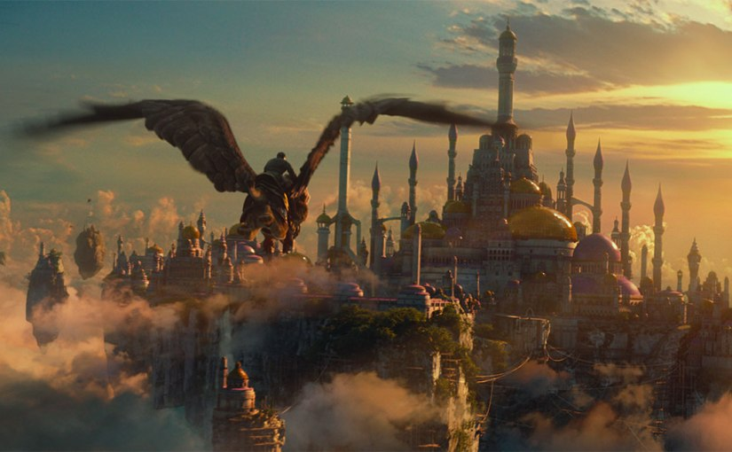 El señor de los videojuegos,Warcraft