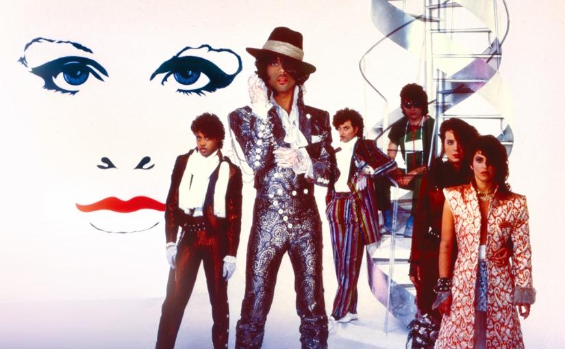 Prince y la lluviapúrpura