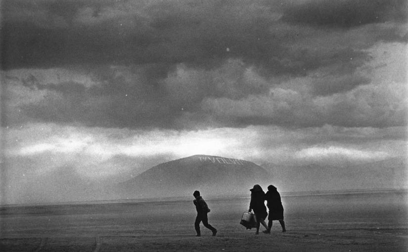 Antonio Reynoso: archivo de uncinefotógrafo