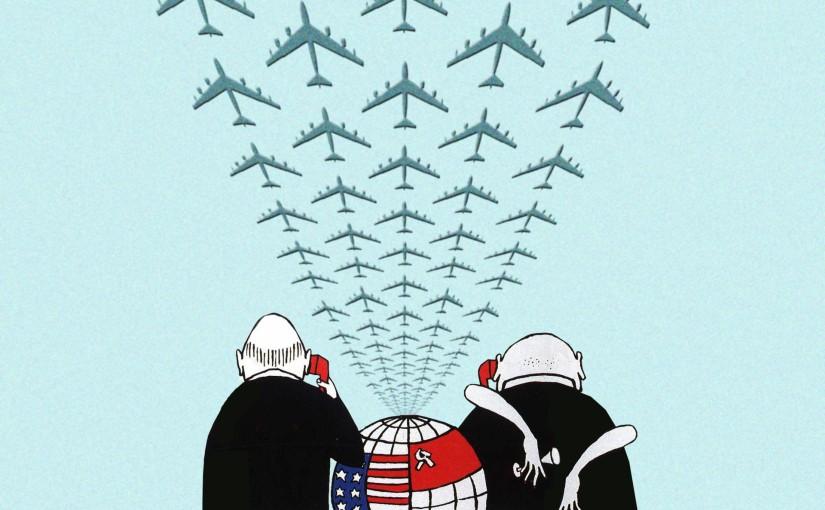 Dr. Strangelove y la guerra que no nos tocóvivir