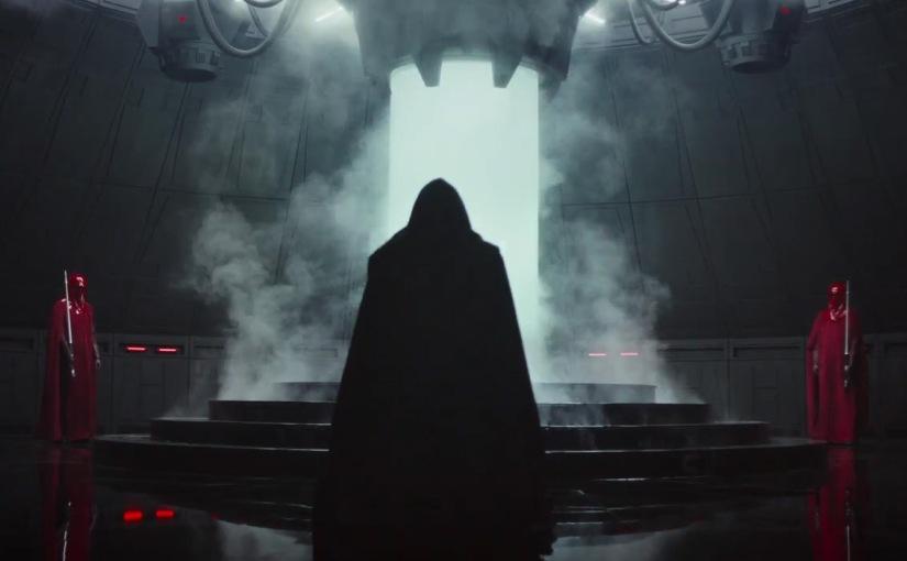 ¿Hacia dónde se dirige Star Wars (RogueOne)?