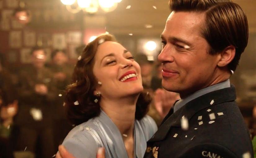 Aliados, o la película en la que Brad Pitt habla francés aratos