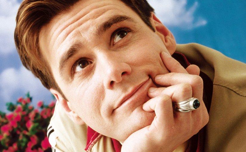 Jim Carrey fuera de su zona deconfort