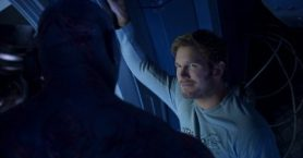 Chris Pratt en Guardianes de la Galaxia Vol. 2 (2017)