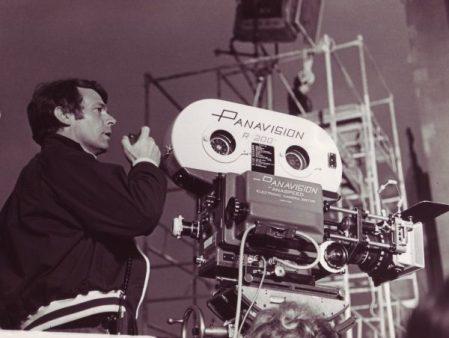 Derek Cracknell, asistente de dirección en La naranja mecánica