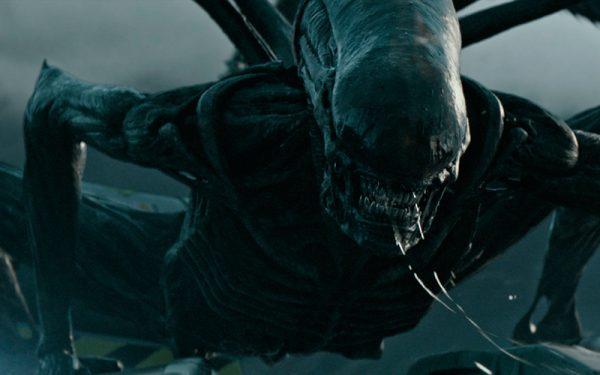 Alien Covenant: explorando terrenosviejos