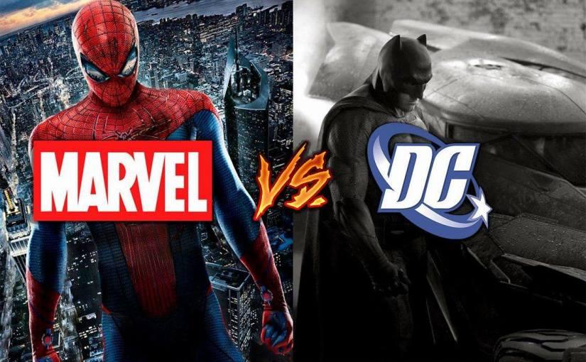 Marvel Vs DC. ¿Qué universo cinematográfico esmejor?