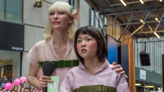 Okja: una películanecesaria