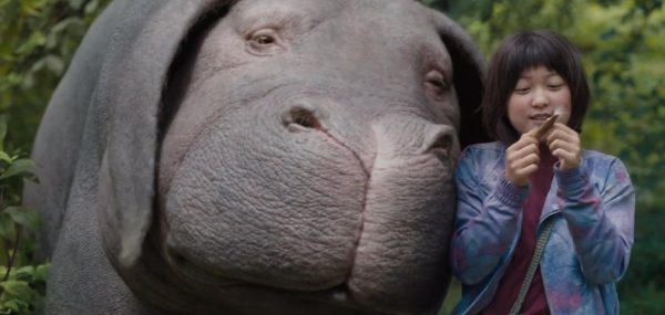 Okja: Cannes vs Netflix