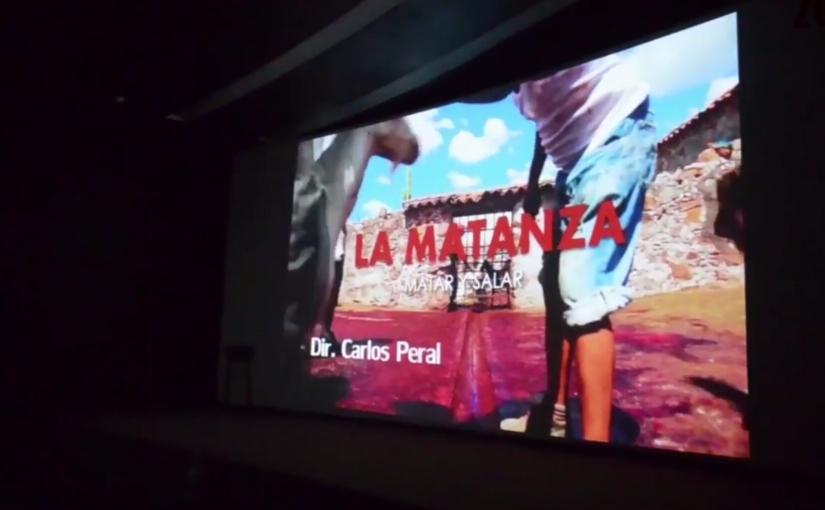 Exhibir cine independiente enMéxico