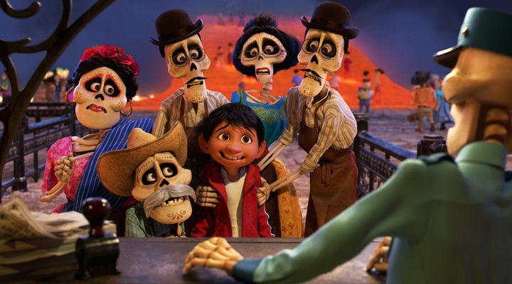 Coco y Pixar: A través de suscreadores
