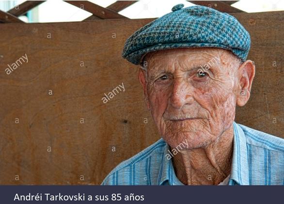 Andréi Tarkovski no murió y acaba de realizar unapelícula
