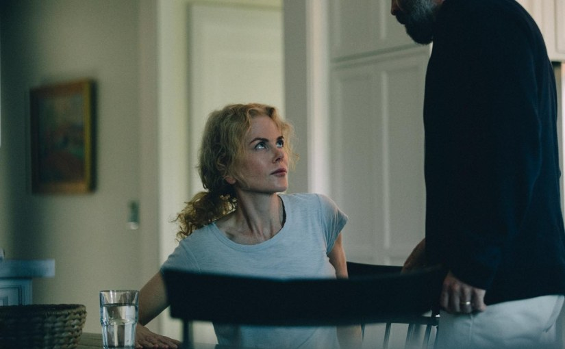 The killing of a sacred deer: el regreso de Kubrick