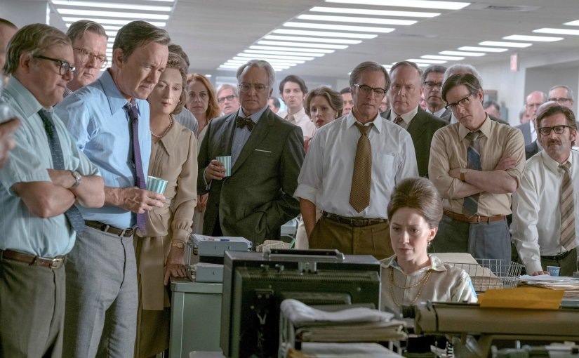 The Post, el filme pro-feminista de Spielberg
