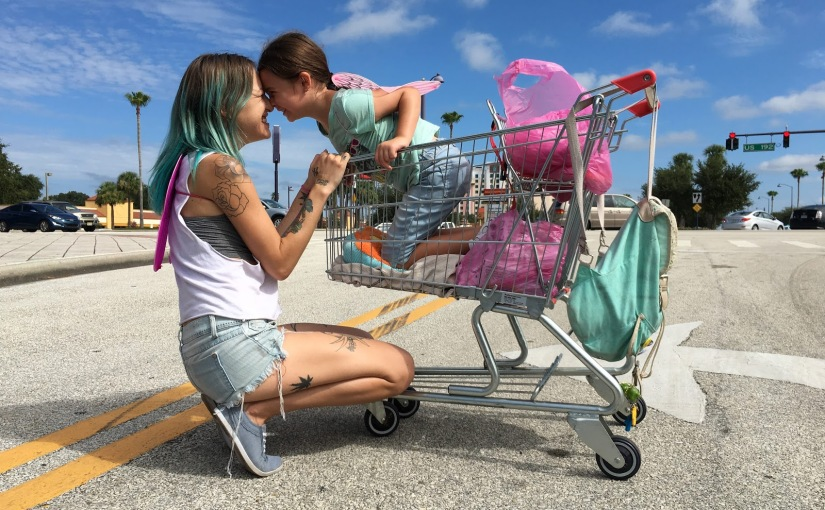 The Florida Project: El white trash cool de Baker