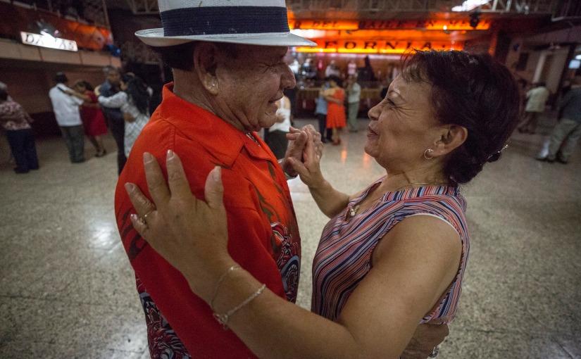 Reggaetón, danzón o hip hop, así se vive el baile en la Ciudad deMéxico