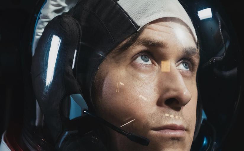 El primer hombre en la Luna: el bucle de lanada