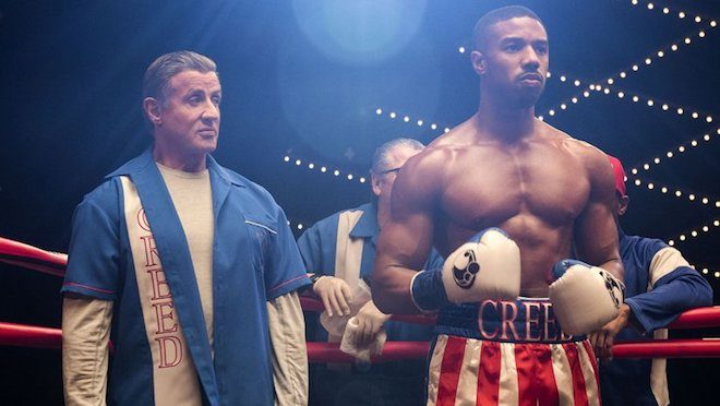 Creed II: Un guion débil