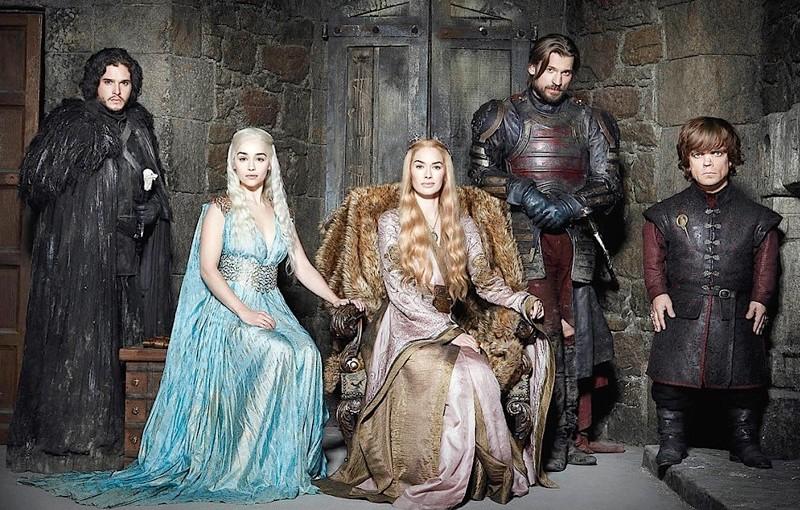 Game of Thrones: el fin ya estáaquí
