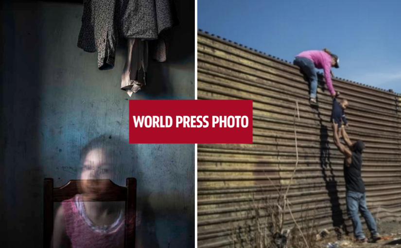 Los mexicanos ganadores en el World Press Photo 2019