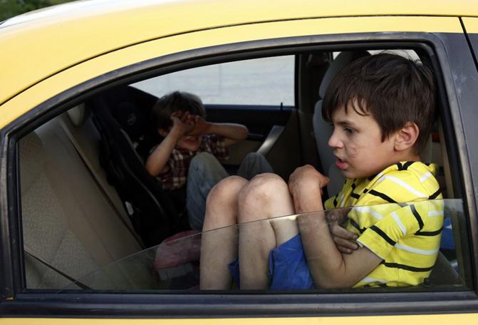 Grandes fotografías del Pulitzer sobre infanciasquebrantadas