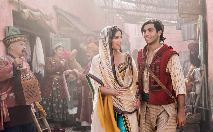Aladdin: el ¿necesario? regreso de los clásicos deDisney