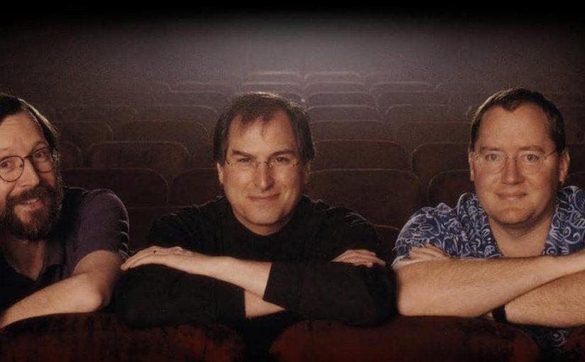 Catmull, Jobs y Lasseter: los genios dePixar