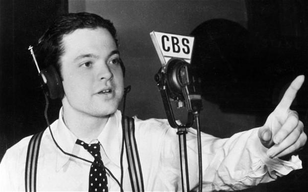 Orson Welles: la radio antes delcine